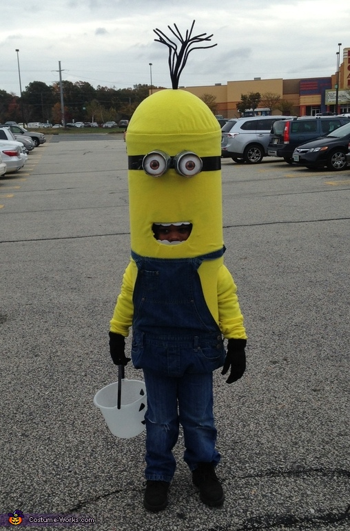 Minion Kevin Costume