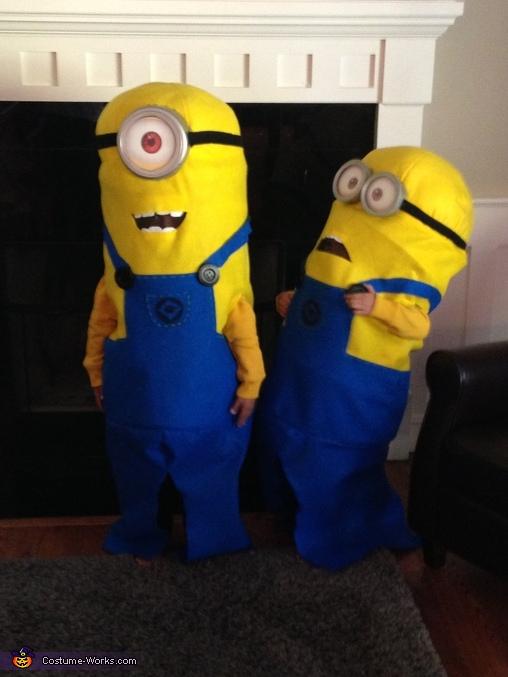Minions Costumes