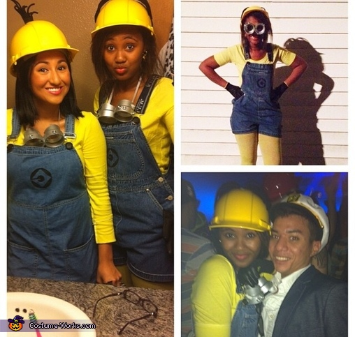 Minions Homemade Costume