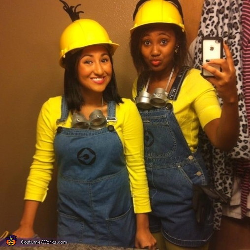 Minions Costume  sc 1 st  Costume Works & Minions DIY Costumes
