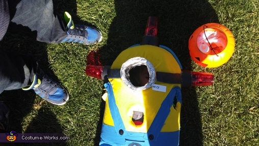 minion down, DIY Minions Costumes