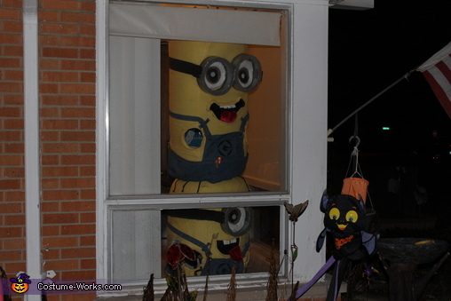 Now what do we do.......?, Minions Costume