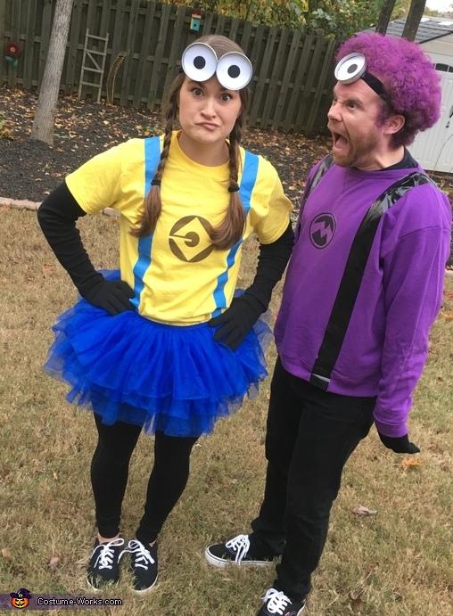 Minion Mania Costume