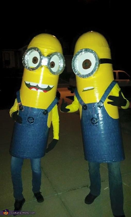 Minions Couple Costume