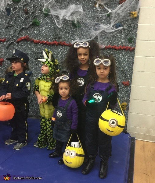 Minions, Minions Family Costume