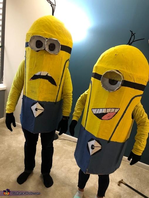 Minions Stuart and Dave Costume