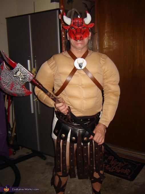 The Minotaur Costume