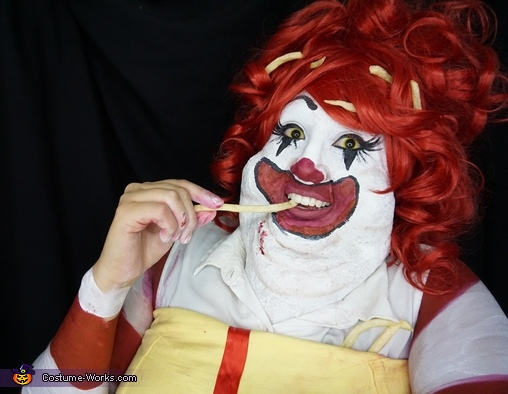 Miss BigMac Costume