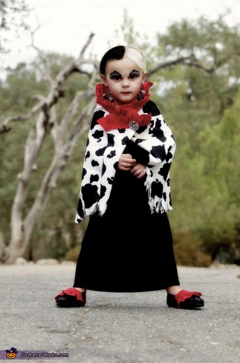 Miss Cruella Deville Costume
