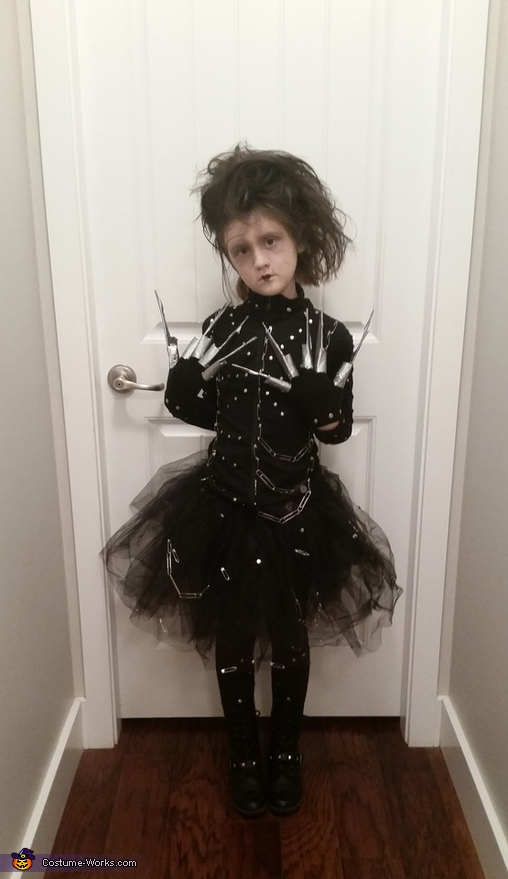 Miss Edward Scissor Hands Costume