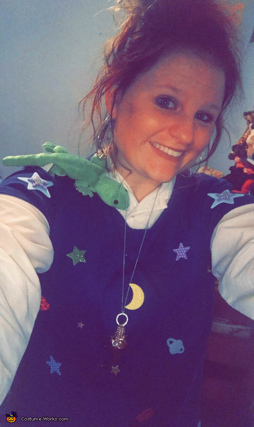 Miss Frizzle Costume