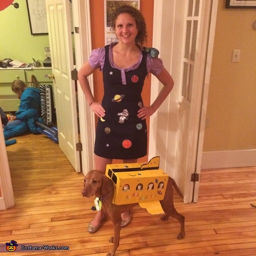 One more!, Miss Frizzle and the Magic School Bus Costume