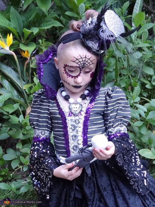 My true love!, Miss Jack Skellington Costume