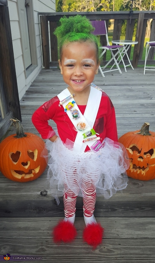 Miss Loompa Costume
