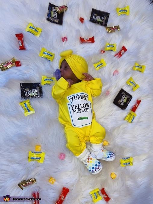 Miss Mustard Costume
