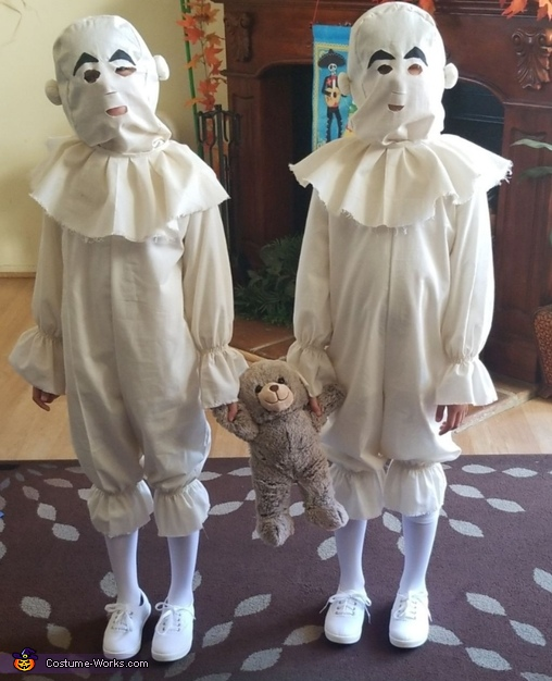 Miss Peregrine Peculiar Twins Costume