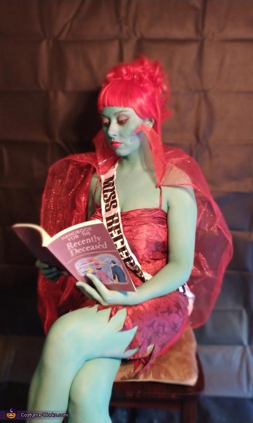 Miss Receptionist Costume