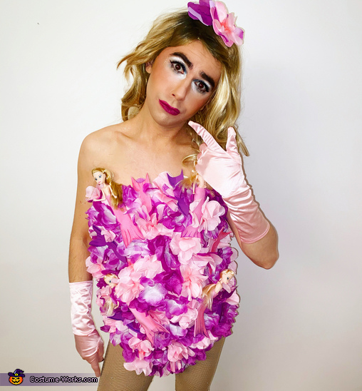 Miss Vanjie - RuPaul's Drag Race Homemade Costume