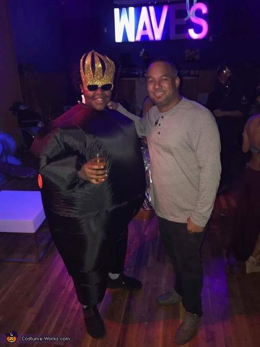 Missy Elliott Supa Dupa Fly Costume