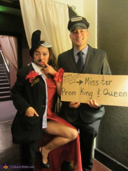 Mister Prom Dates and the Chauffeur Costume