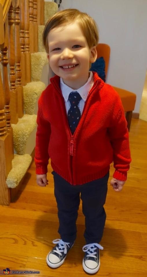Mister Rogers Costume