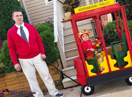 Mister Rogers' Neighborhood Costume