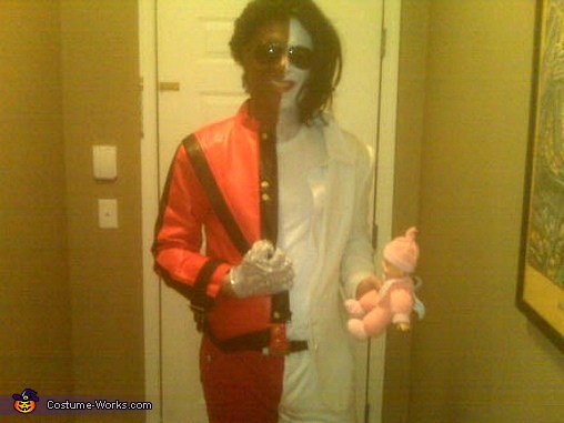 Michael Jackson's Black or White   Costume