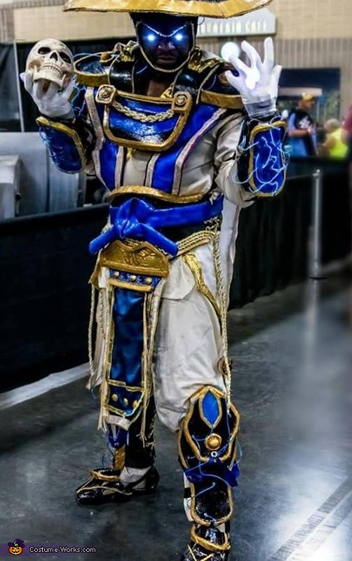 MK Armageddon Raiden Costume