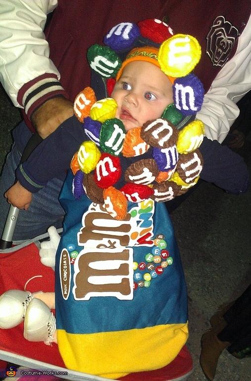M&M Minis Costume