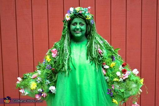Tefiti, Moana Cast Costume