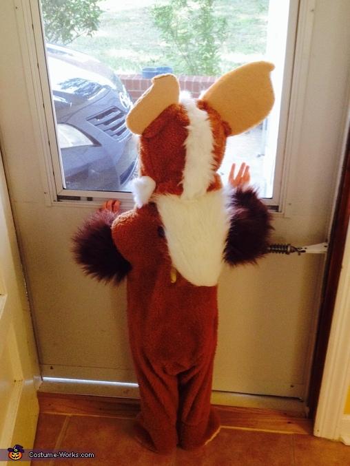 Mogwai from Gremlins Homemade Costume
