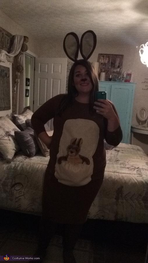 Momma Kangaroo Costume