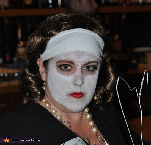 Mommie Dearest Costume