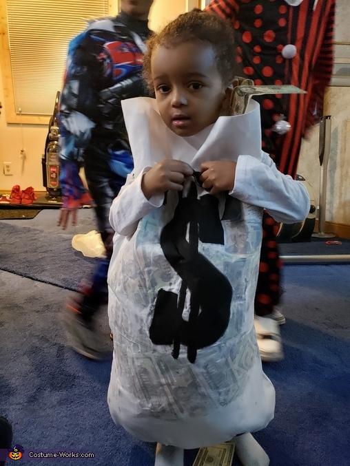 Money Bag Costume