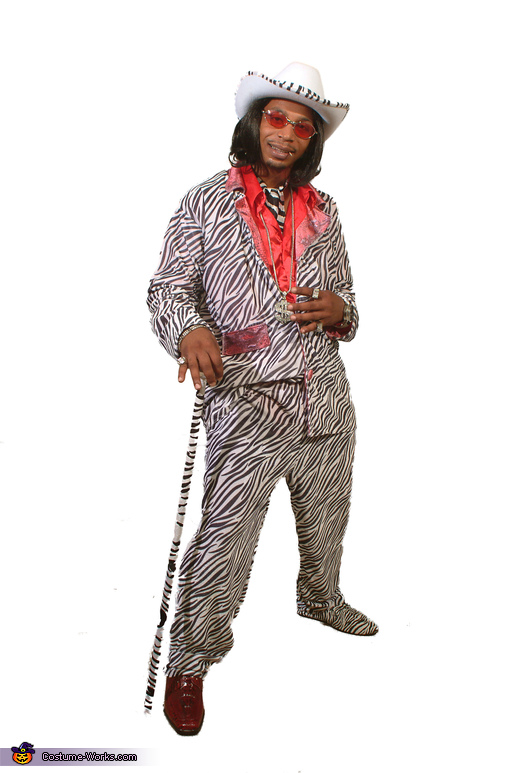MONEY MIKE AKA KATT WILLIAMS , Money Mike aka Katt Williams Costume
