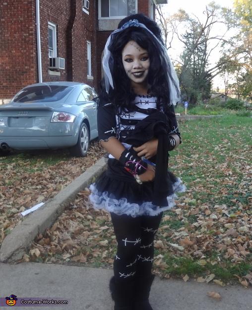 Monster Bride Halloween Costume