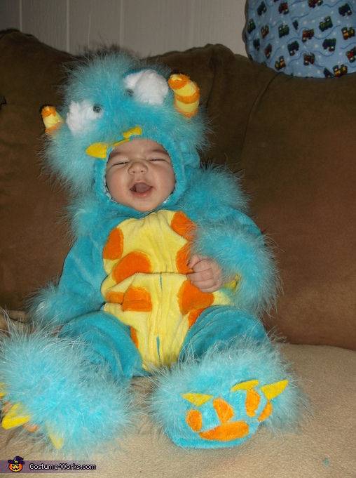 Monster Cayden, Monster Cayden Costume