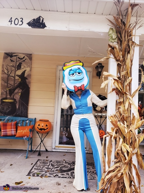 Boo Berry, Monster Cereal Costume
