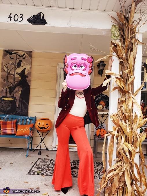 Franken Berry, Monster Cereal Costume