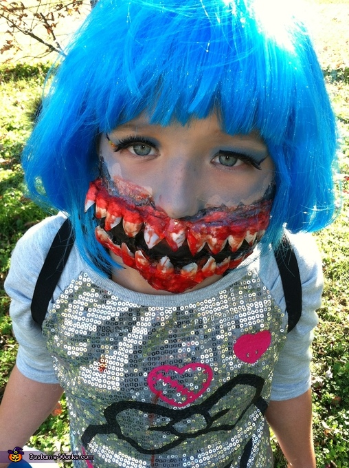 Gorgeous Monster, Monster High Girl Costume