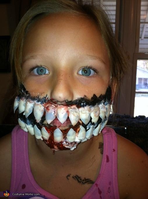 The Beginning, Monster High Girl Costume