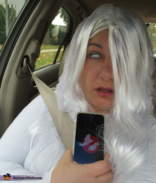 Oh no! Ghostbusters? This creepy Ghost may just disappear..., Monster Mash Costume