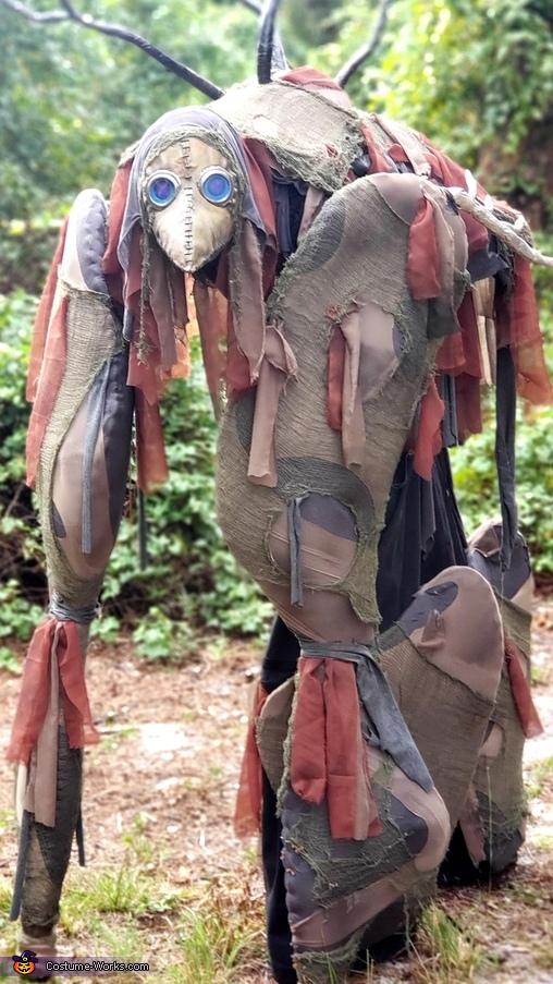 Monster of Bog Costume