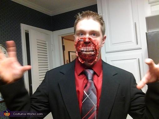 Monster Prom Homemade Costume