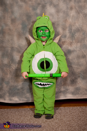 Mini-Mike, Monsters Inc. Costumes