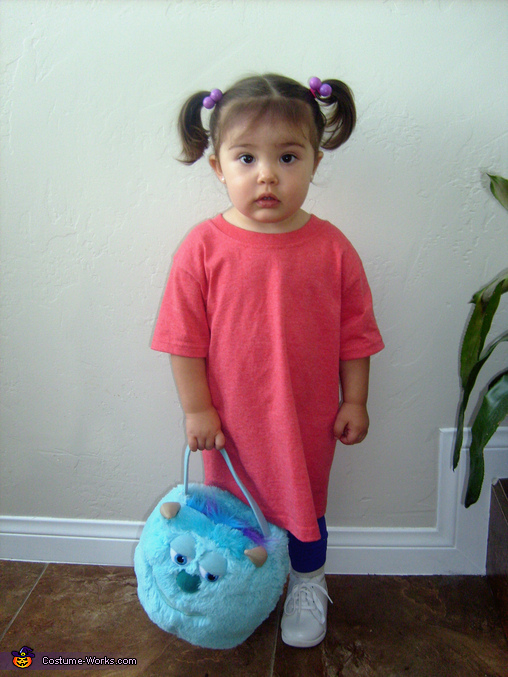 Monsters Inc. Boo Costume