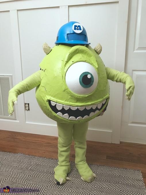 Mike Wazowski Costume, Monsters Inc. Costume