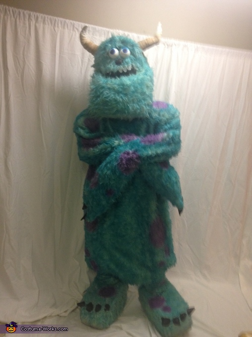 Sully, Monsters Inc. Sully and Mike Costume