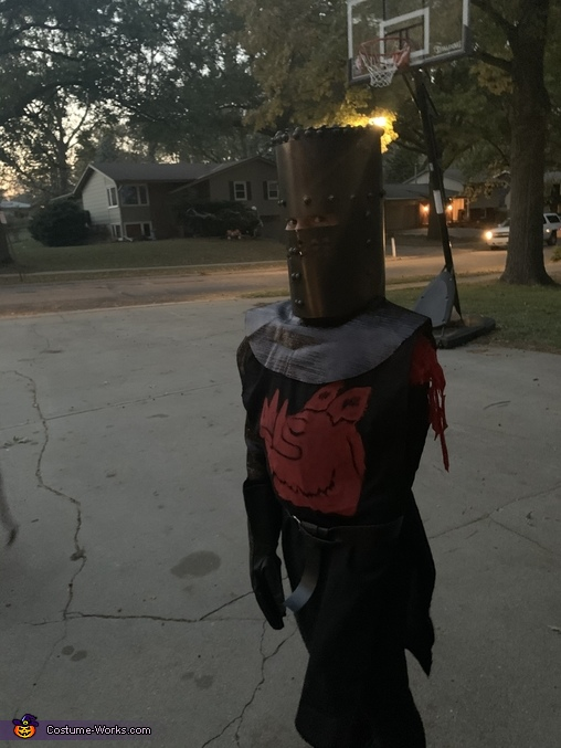 It's but a scratch, Monty Python and the Holy Grail Costume