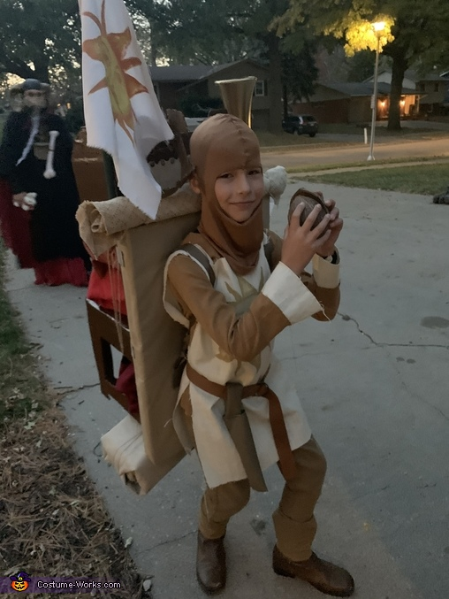 Patsy, Monty Python and the Holy Grail Costume